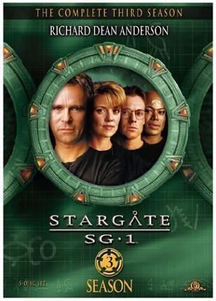 星际之门 SG-1    第三季剧照