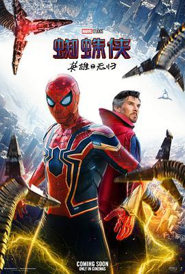 蜘蛛侠:英雄无归剧照